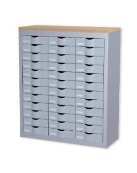 exemple utilisation meuble à tiroirs