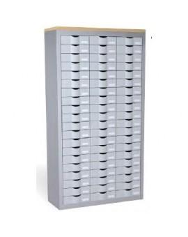 meubles 60 tiroirs sur 3 colonnes