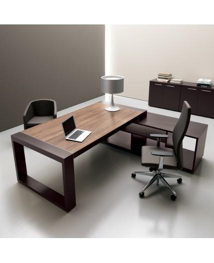 bureau de direction diplomat mobilier de bureau pas cher. Black Bedroom Furniture Sets. Home Design Ideas