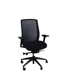 Fauteuil de travail ergonomique multiples options possibles.