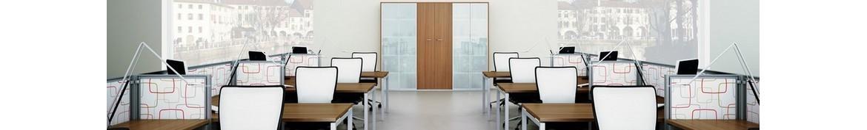 Mobilier de bureau d'occasion : Bureaux, sièges, accessoires, rangements…