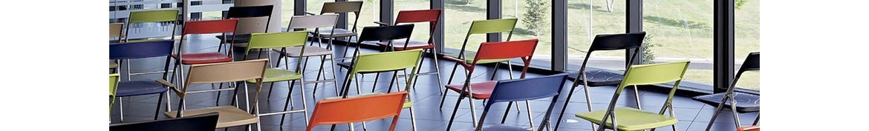 Chaises de réunion et fauteuils de réunion et salle d'attente - Sièges d'occasion