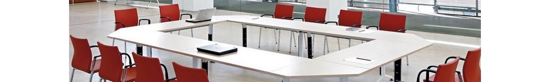 Table de réunion d'occasion & table pliante pas cher - Mobilier réunion occasion