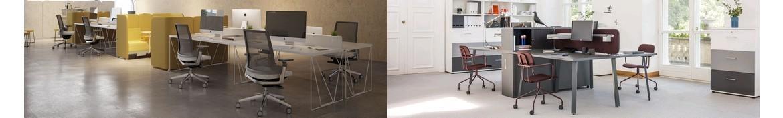 Promotion sur gammes complètes de mobilier de bureau