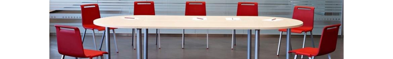Chaise de collectivité en promotion pour salles de réunion, de repos et d'attente