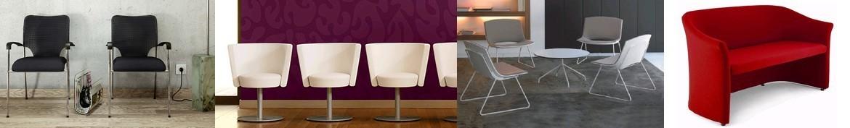 Fauteuil et canapé d'accueil - Canapé design cuir à prix discount