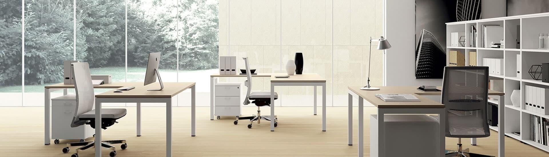 Spécialiste en mobilier de bureau neuf et occasion depuis 1995